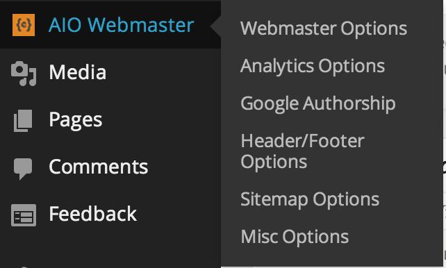 All in One Webmaster Download Free Wordpress Plugin 5