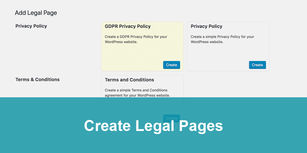 Auto Terms of Service and Privacy Policy (WP AutoTerms) Download Free WordPress Plugin