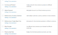 Booster for WooCommerce Download Free WordPress Plugin