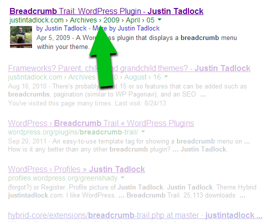 Breadcrumb Trail Download Free Wordpress Plugin 2