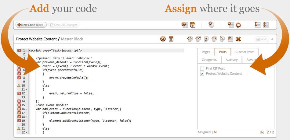 CSS & JavaScript Toolbox Download Free Wordpress Plugin 5