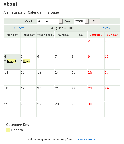 Calendar Download Free Wordpress Plugin 4