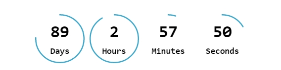 Countdown Timer – Widget Countdown Download Free Wordpress Plugin 1