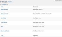 Custom Field Suite Download Free WordPress Plugin