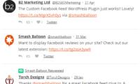 Custom Twitter Feeds Download Free WordPress Plugin