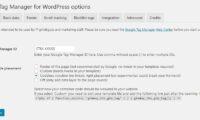 DuracellTomi's Google Tag Manager for WordPress Download Free WordPress Plugin
