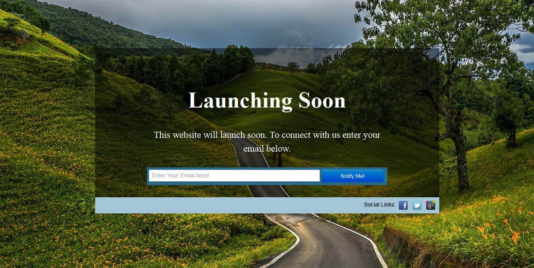 Easy Coming Soon Download Free WordPress Plugin