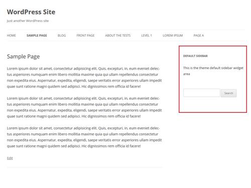 Easy Custom Sidebars Download Free Wordpress Plugin 2