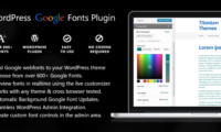 Easy Google Fonts Download Free WordPress Plugin