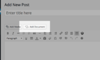 Embed Any Document Download Free WordPress Plugin