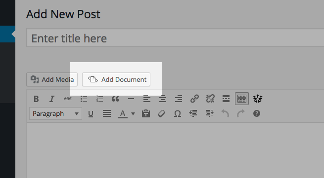 Embed Any Document Download Free Wordpress Plugin 3