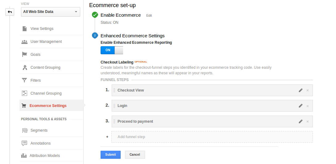 Enhanced Ecommerce Google Analytics Plugin for WooCommerce Download Free Wordpress Plugin 4