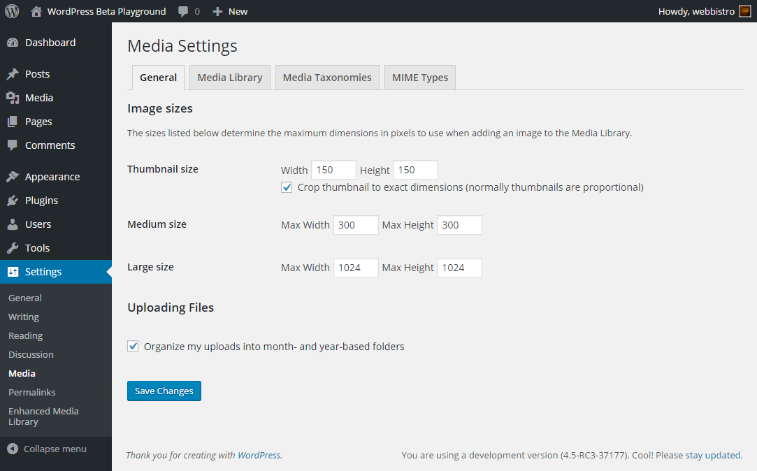 Enhanced Media Library Download Free Wordpress Plugin 3