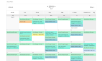 Event Calendar WD – Responsive Event Calendar plugin Download Free WordPress Plugin