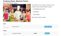 Event Tickets Download Free WordPress Plugin
