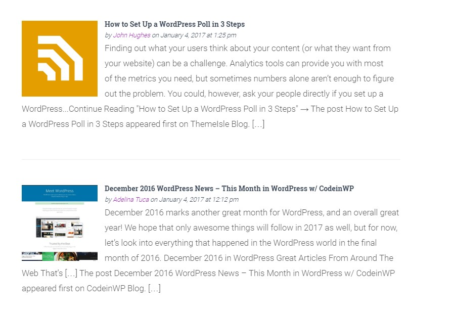 FEEDZY RSS Feeds Lite Download Free Wordpress Plugin 2
