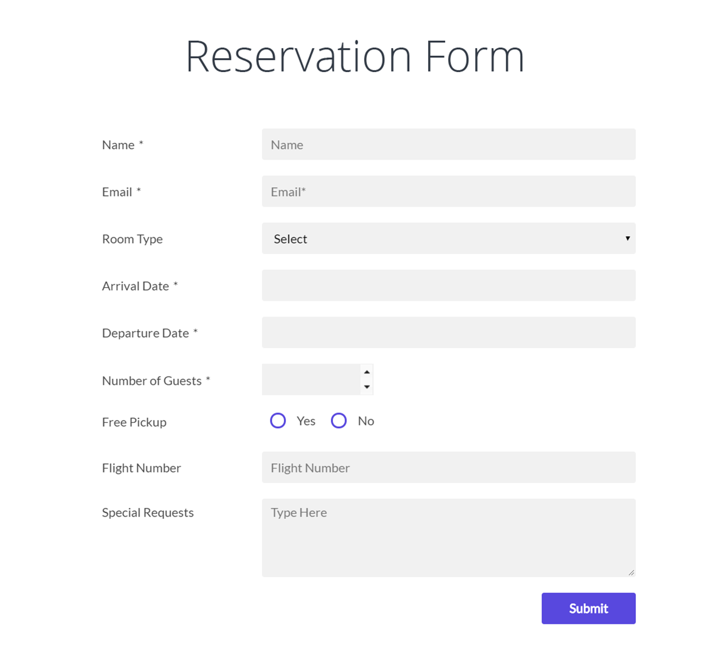 Form Maker by WD – responsive drag & drop Contact Form Builder Download Free Wordpress Plugin 3