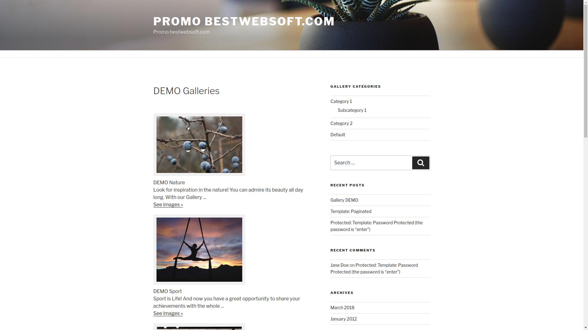 Gallery by BestWebSoft Download Free Wordpress Plugin 5