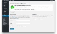 GoDaddy Email Marketing Download Free WordPress Plugin