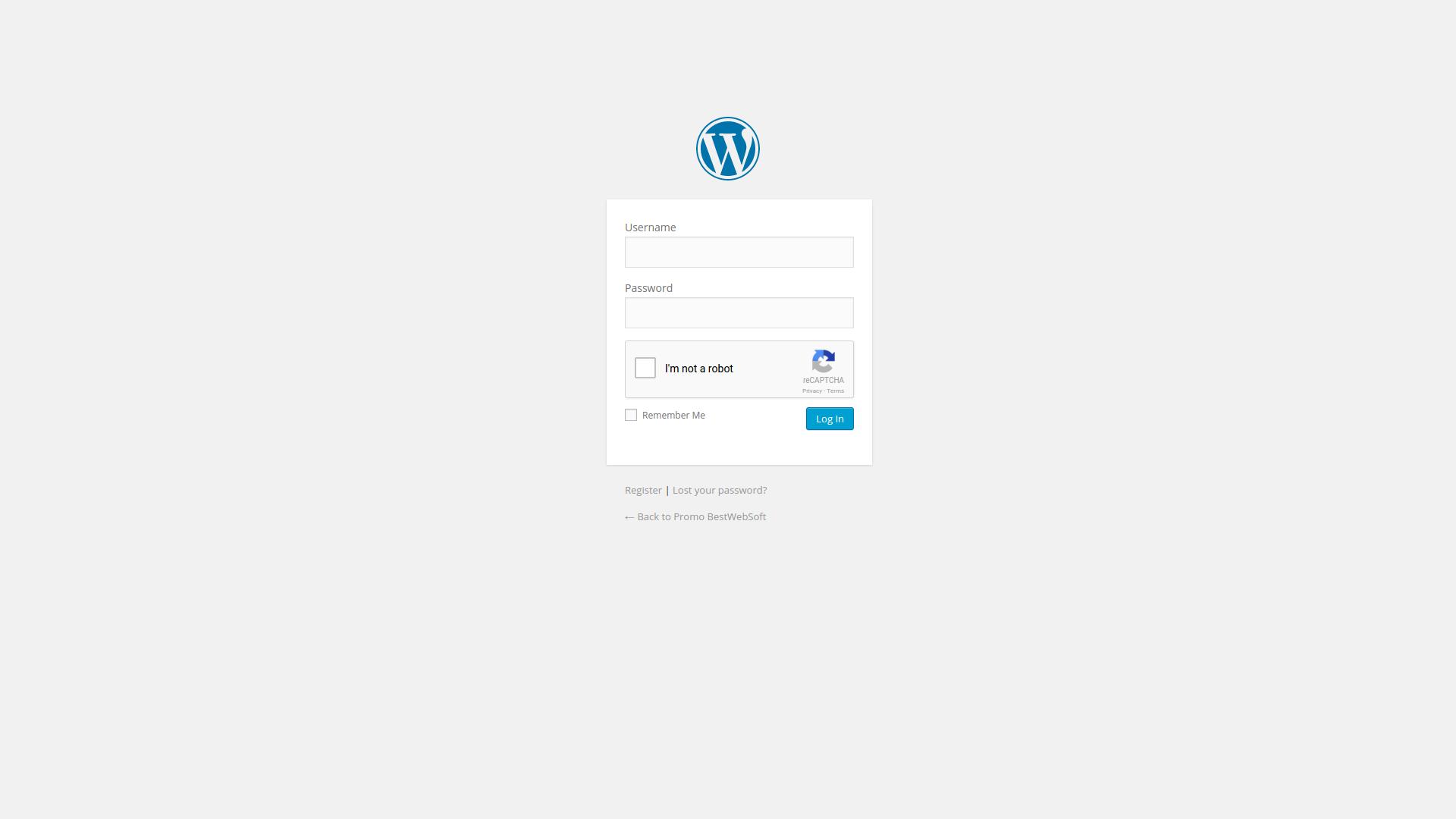 Google Captcha (reCAPTCHA) by BestWebSoft Download Free Wordpress Plugin 3