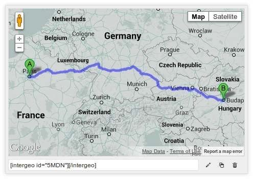 Google Maps Plugin by Intergeo Download Free Wordpress Plugin 3
