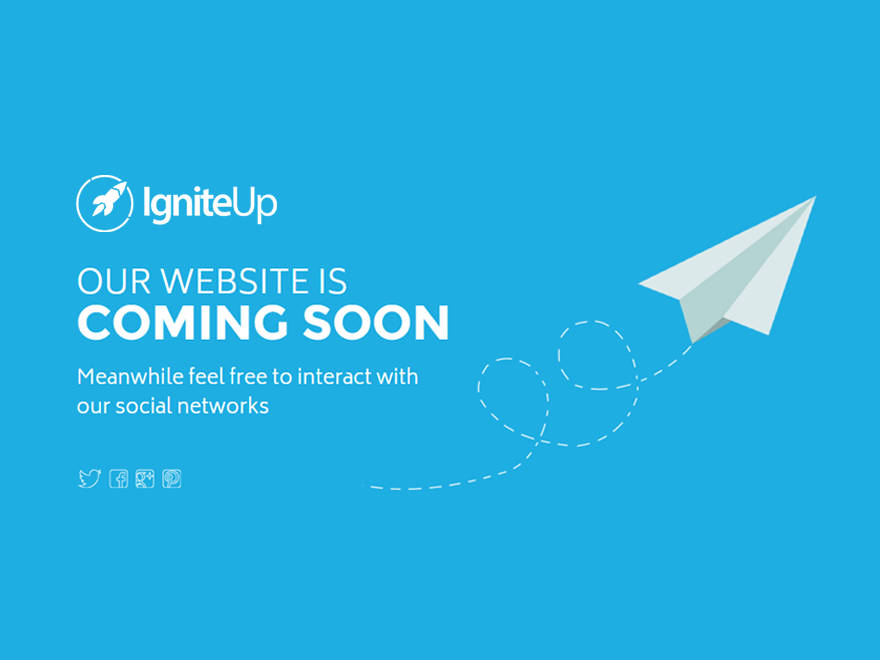 IgniteUp – Coming Soon and Maintenance Mode Download Free Wordpress Plugin 2