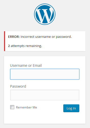 Limit Login Attempts Reloaded Download Free WordPress Plugin