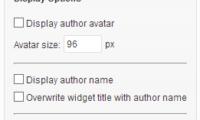 Meks Smart Author Widget Download Free WordPress Plugin