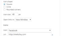 Meks Smart Social Widget Download Free WordPress Plugin