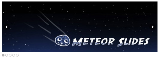 Meteor Slides Download Free Wordpress Plugin 1