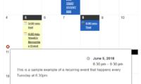My Calendar Download Free WordPress Plugin