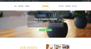 Harvestly Download Free Wordpress Theme 2