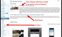 One-Click Child Theme Download Free WordPress Plugin