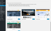 One Click Demo Import Download Free WordPress Plugin