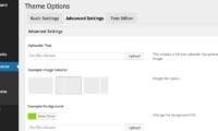 Options Framework Download Free WordPress Plugin