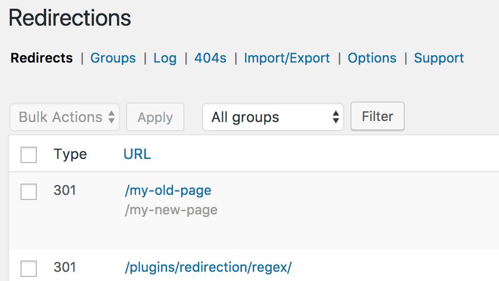 Redirection Download Free Wordpress Plugin 1