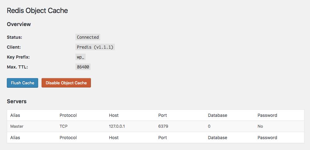 Redis Object Cache Download Free Wordpress Plugin 5