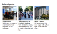 Related Posts Thumbnails Plugin for WordPress Download Free WordPress Plugin