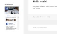 Responsive Facebook Page Plugin Download Free WordPress Plugin