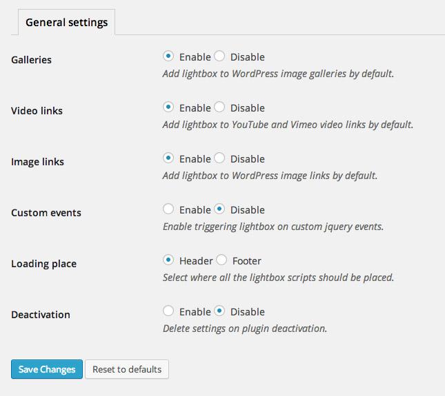 Responsive Lightbox Download Free Wordpress Plugin 2