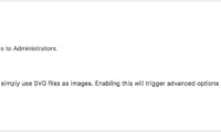 SVG Support Download Free WordPress Plugin