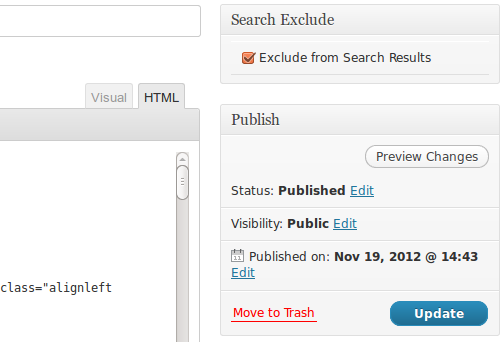 Search Exclude Download Free Wordpress Plugin 3