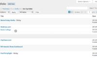 Simple Page Ordering Download Free WordPress Plugin