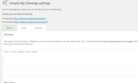 Simple Wp Sitemap Download Free WordPress Plugin