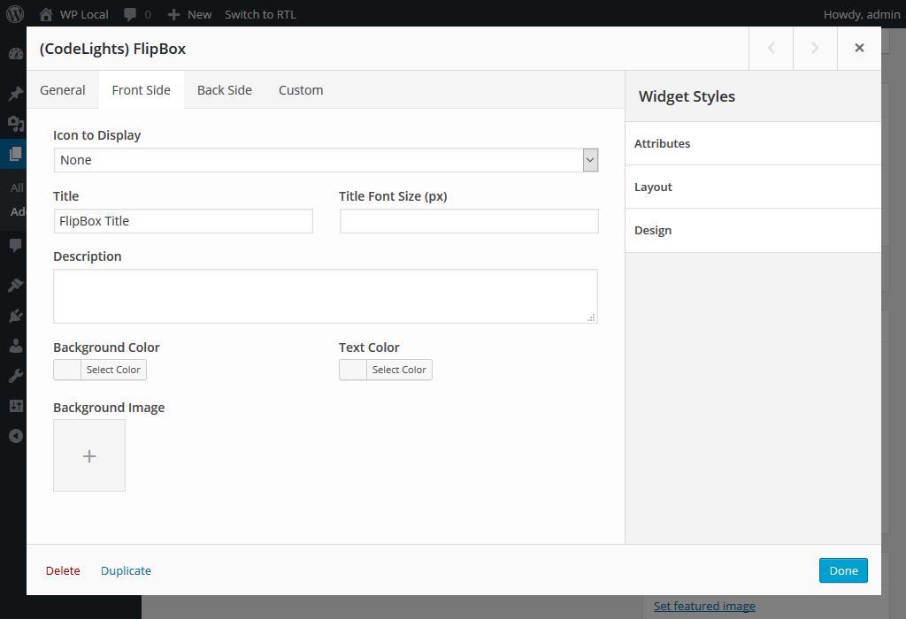 SiteOrigin Widgets by CodeLights Download Free Wordpress Plugin 5