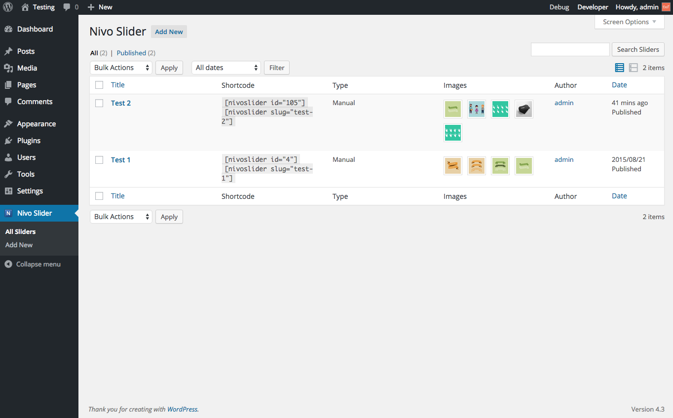 Slider by Nivo – Responsive WordPress Image Slider Download Free Wordpress Plugin 2