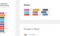 Social Counter for WordPress – AccessPress Social Counter Download Free WordPress Plugin