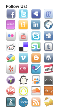 Social Media Widget Download Free Wordpress Plugin 5