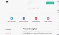 Storefront Product Sharing Download Free WordPress Plugin