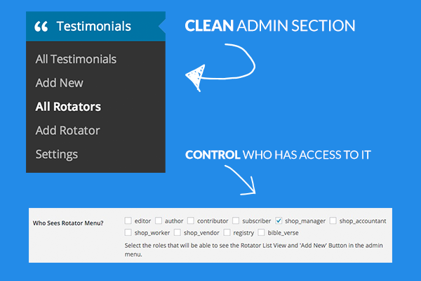 Testimonial Rotator Download Free Wordpress Plugin 5